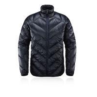 Haglofs Mens L.I.M Essens Jacket Top Blue Sports Outdoors Full Zip Warm Water
