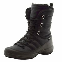Adidas Women's Libria Pearl CP Primaloft Fashion Black/Black Winter Boots Shoes