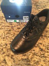 SAS Women's Free Time Black 8.5 Narrow Walking Shoes