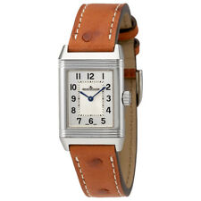 Jaeger LeCoultre Reverso Classic Silver Dial Ladies Hand Wound Watch Q2608531
