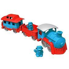 Green Toys Train - Dishwasher Safe - NO Phthalates - BPA - External coatings