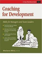Crisp: Coaching for Development: Skills for Managers and Team Leaders