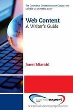 Web Content : A Case Study Approach by Mizrahi (2013, Paperback)