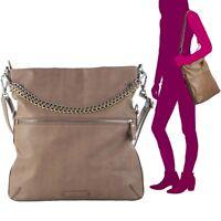 ESPRIT Damen-Tasche Beuteltasche Hobo Bag Schultertasche Tragetasche Shopper NEU