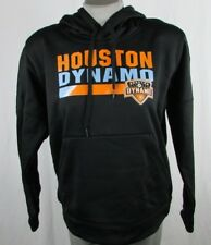 Houston Dynamo MLA Adidas Women's Pull Over Climawarm Hoodie