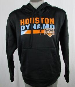 Houston Dynamo MLA Adidas Women's Pull Over Climawarm Hoodie