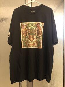 Pheno Grigio Jet Life Black T-shirt 2XL By Cookies.