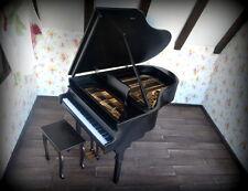 grand piano forte miniature 1/6 scale dollhouse Blythe Poppy FR Barbie Momoko