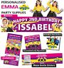 Personalised Emma Wiggles Birthday Party Banners Decorations and Supplies