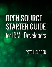 Open Source Starter Guide for IBM I Developers (Paperback or Softback)