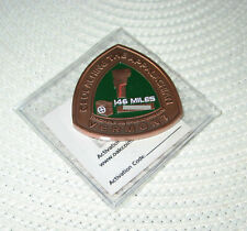Geocoin Geocaching The Appalachian Trail VERMONT Unactivated Trackable