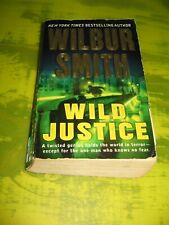 Wild Justice - Wilbur Smith - Paperback Softcover PB