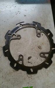 Beta RR Rear Brake Disc 250 400 450 05 braking
