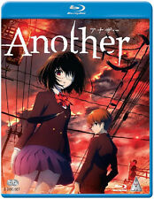 Another . The Complete Series . All 12 Episodes . Anime . 2 Blu-ray . NEU
