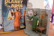 Aurora Planet Of The Apes Dr. Zira #6804 Professionally Built & Painted~W/Box.