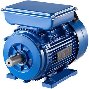 VEVOR 2.2 kW 3HP 2860RPM Single Phase Electric Motor 220V Asynchronous Motor