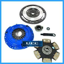 UF STAGE 4 CLUTCH KIT & 10 LBS FLYWHEEL for ALL B SERIES MOTORS INTEGRA CIVIC Si