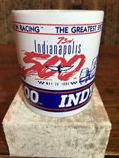 73rd Indianapolis Motor Speedway 1989 Logo Collector Coffee Cup Mug Indy 500 NEW