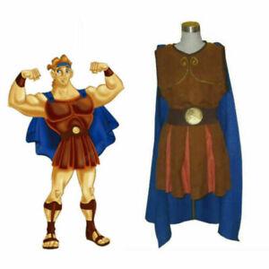 Movie Hercules uniform Cosplay Costume