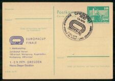 Mayfairstamps Germany Event 1979 Card Dresden Europacup Finale wwk31309