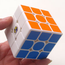 YuXin Little magic 3x3x3 Speed Contest Magic Cube Twist Puzzle Toys White Gift