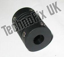 Plastica flessibile 6mm Accoppiatore dell'albero per condensatore variabile ATU, VFO lineare, ecc.