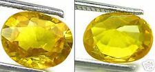 Natural Ceylon Yellow Sapphire Facet Gemstone 1.50Ct or .30g