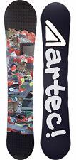 Artec Novus 162 Wide Men's Snowboard New