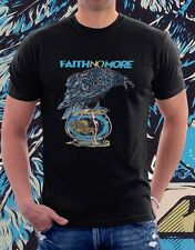 Faith No More Tour 2009 Rock Band Black T-shirt For Man And Woman Size M-3XL