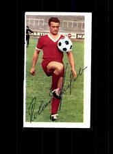 Roland Kiefaber 1 FC Kaiserslautern sottrazione SB 1966-67 ORIGINALE firma + a 153995