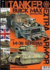 AK Interactive AKI T2 Tanker Magazine Issue 2 - Extra Armor
