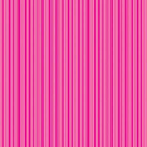 "Darice Core'dinations Core Basics Patterned  12 X12"" Dark Pink Stripe"