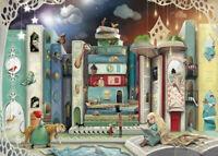 "NEW! Ravensburger ""Novel Avenue"" 1000 Piece Jigsaw Puzzle"