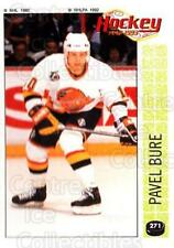 1992-93 Panini Stickers #271 Pavel Bure