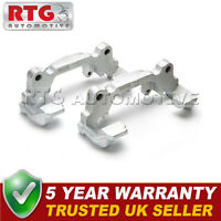 2x Brake Caliper Carriers Front Fits Audi TT (Mk2) 2.0 TDI