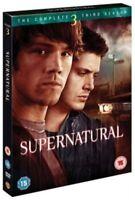 Nuovo Supernatural Stagione 3 DVD