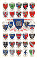 R171576 Oxford University. Arms of Oxford. The Colleges