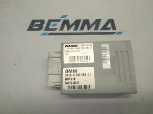 BMW E70, E71 CONTROL UNIT, AIR SUSPENSION 37146793163