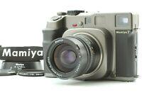 【 N MINT+3 w/ STRAP 】 Mamiya 7 Medium Format Camera N 65mm f/4 L Lens From JAPAN