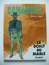 EO 1983 (très bel état) - Comanche 10 (le corps d'Algernon Brown) - Hermann