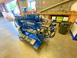 Bendpak Bending Machine with Bracket Bender & Adapter for Huth Tooling (3 PHASE)