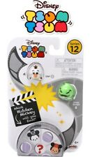 Disney Tsum Tsum Series 12 Olaf & Oogie Boogie Minifigure 3-Pack Hidden Mickey