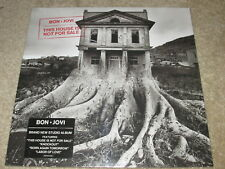 BON JOVI - THIS HOUSE IS NOT FOR SALE - NEW - LP RECORD