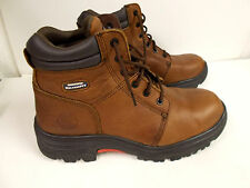 Skechers Men's Work Relaxed Fit Burgin Composite Toe Boot Size 13M
