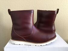 UGG MEN HENDREN TL CORDOVAN WATERPROOF LEATHER Boot US 11 / EU 44.5 / UK 10 NIB