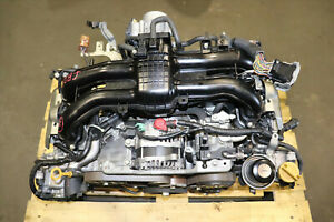 JDM 2013-2019 Legacy Outback 2012-2018 Subaru Forester FB25 DOHC 2.5L Engine