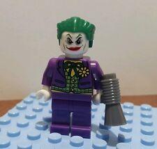 The Joker minifigure  from Lego Batman Movie /Game  Batman minifigure villain