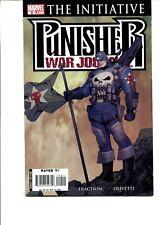THE PUNISHER WAR JOURNAL #9 VF
