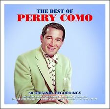 Perry Como BEST OF 50 Track Essential Collection PAPA LOVES MAMBO New 2 CD