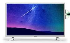 """Sharp LC-32DI3221KW 32"""" LED TV DVD Combi With Freeview HD Tuner - White"""